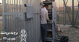 Installation of 3G sites in Fars province